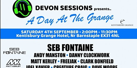 Devon Sessions presents   ''A day at the Grange'' tickets