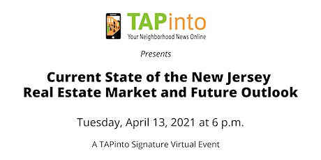 Current State of the New Jersey Real Estate Market and Future Outlook tickets