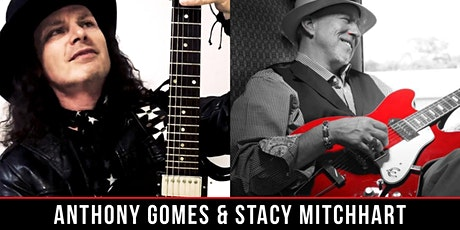 Anthony Gomes and Stacy Mitchhart tickets