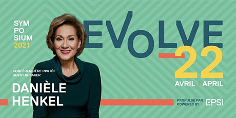 Symposium 2021 : EVOLVE propulsé par / powered by EPSI tickets