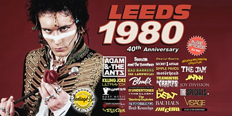 Mutant Movement 1980 Special: 40th Anniversary Celebration DJ Set(1yr late) tickets