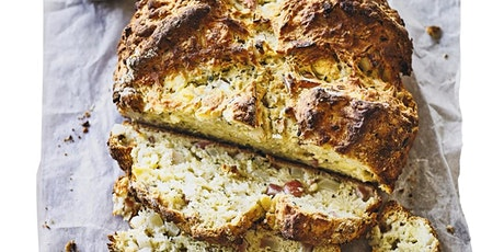 KIDS' WORKSHOP: CHEESE, THYME AND APPLE SODA BREAD COOKERY CLASS  £15 tickets