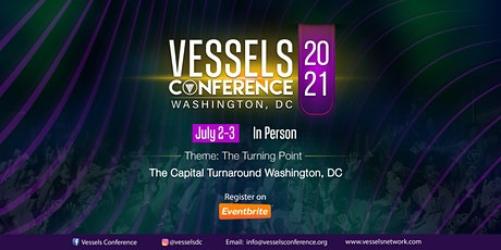 Vessels Conference 2021 tickets