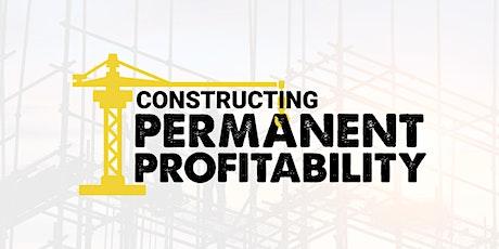 Constructing Permanent Profitability tickets