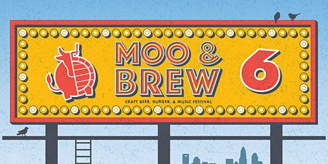 Moo & Brew Craft Beer, Burger and Music Festival tickets