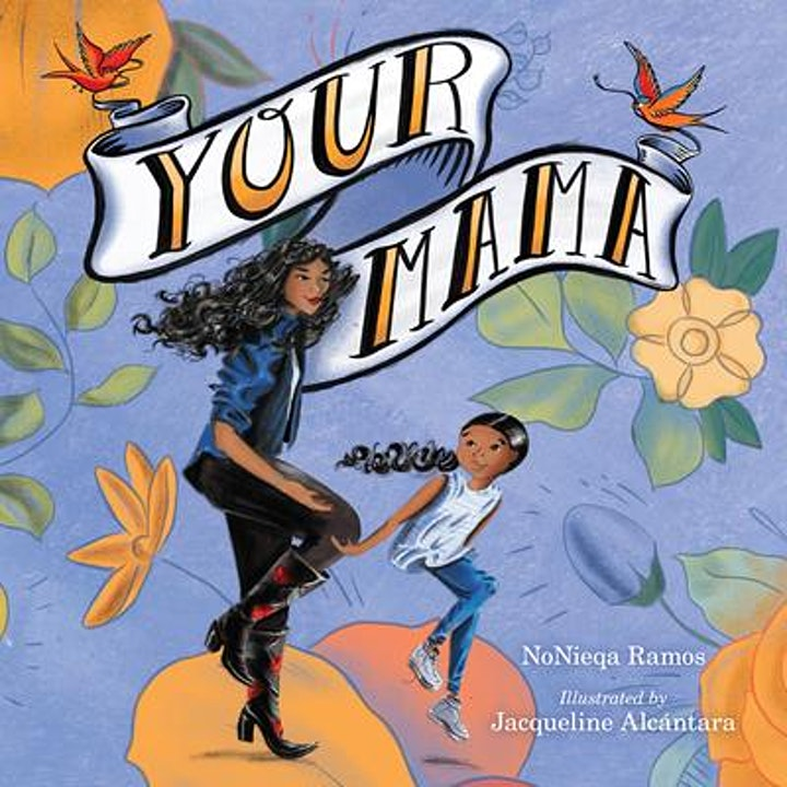 Boogie Down Storytime with NoNieqa Ramos and Jacqueline Alcántara (April 3) image