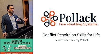 Conflict Resolution Skills Workshop tickets