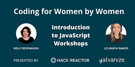 Coding for Women by Women [LIVE ONLINE] boletos