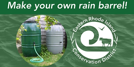 Make Your Own Rain Barrel in Middletown! (Rain date is May 8) tickets