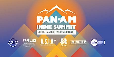 Pan-Am Indie Summit tickets