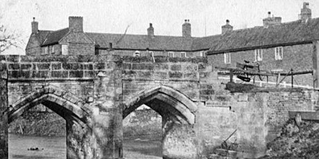 ONLINE TALK Destitution & Despair: The early years of Claypole Workhouse tickets