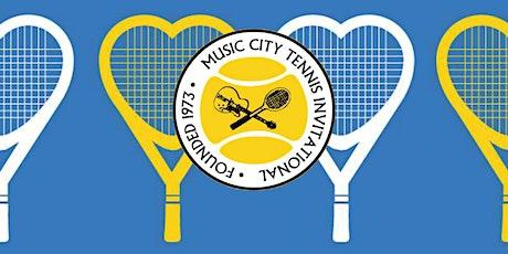 Music City Tennis Invitational tickets