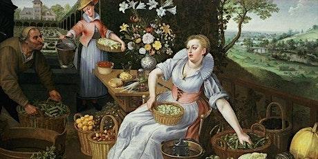 ONLINE TALK To Everything a Season? Seasonal food in Tudor England tickets