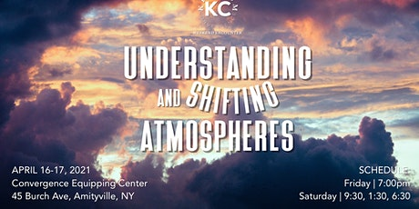 Understanding and Shifting Atmospheres boletos