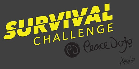 Survival Challenge Adult Class tickets