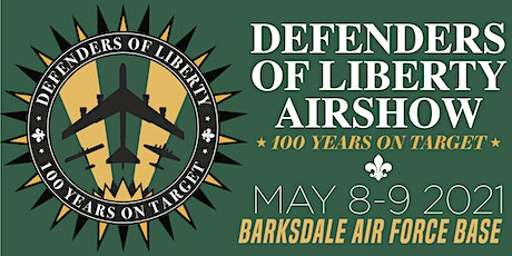 Barksdale  Defenders of Liberty Air & Space Show: 100 Years on Target tickets