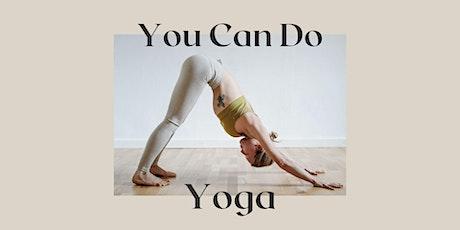 Yoga Monday Class boletos