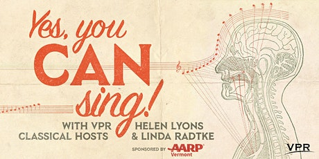Yes, You CAN Sing! tickets