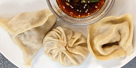 Handmade Potsticker Dumplings tickets