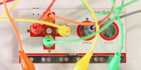 Waihi Beach Library: Makey Makey Session tickets