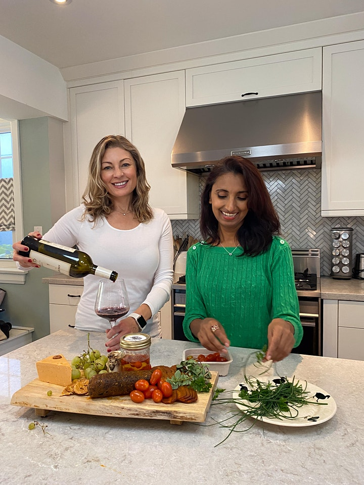 Wine Wednesday--Perfect Pairings for Plant-Based Cuisine image