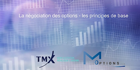 La négociation des options - les principes de base bilhetes
