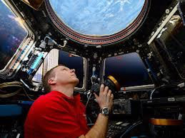 An Afternoon with an Astronaut: Everything you have ever wanted to know! image