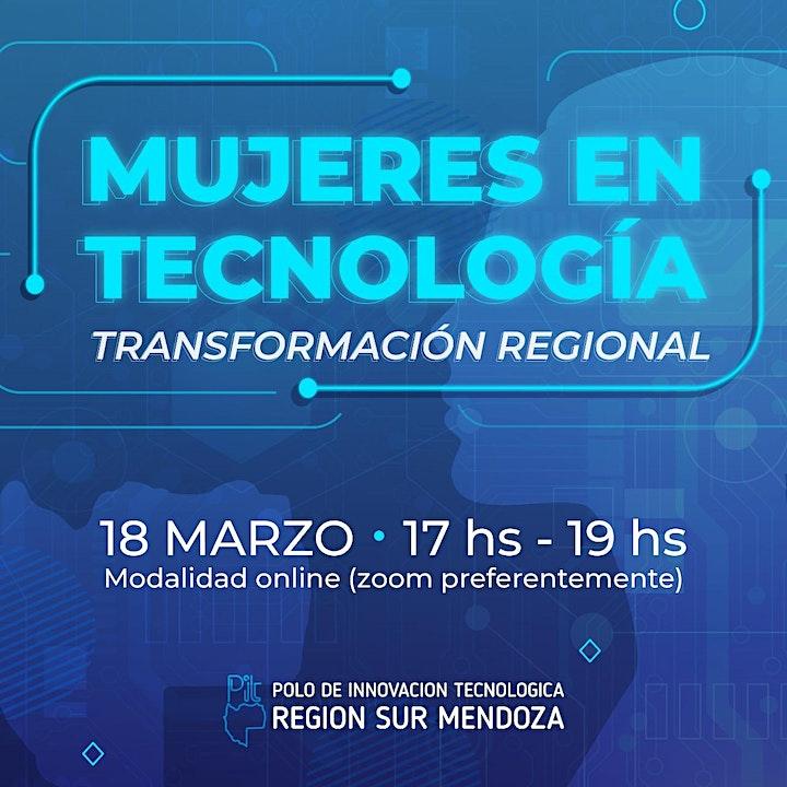 Imagen de Mujeres en Tecnología: Transformación Regional