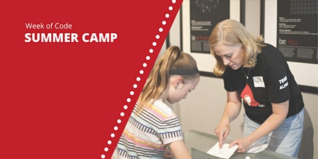 Week of Code Summer Camp at Awesome Inc - 2021 tickets