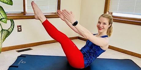 Stretch Yourself – Pilates + Stretch Break! tickets