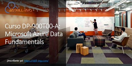 Curso DP-900T00-A: Microsoft Azure Data Fundamentals - Gratis boletos