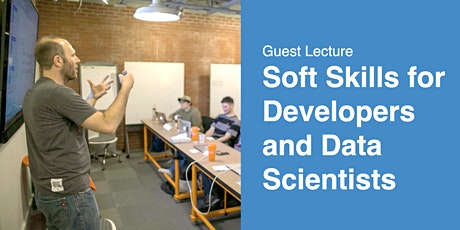 Soft Skills for Developers and Data Scientists tickets