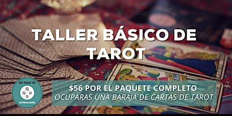 Taller de Tarot con la Tarotista Fe entradas