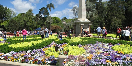 Toowoomba Carnival of Flowers tickets