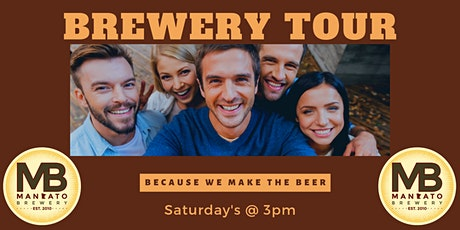 Brewery Tour tickets