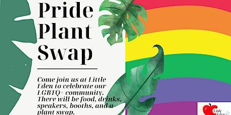 Pride Plant Swap tickets