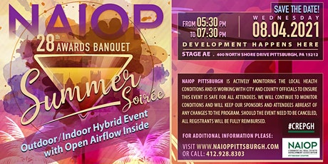 2021 NAIOP Pittsburgh Awards Banquet tickets