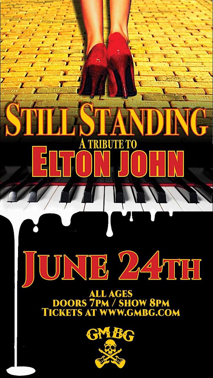 Still Standing: A Tribute To Elton John image