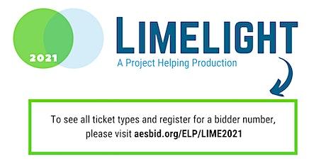 Limelight 2021 - Virtual Fundraiser for Mental Health tickets