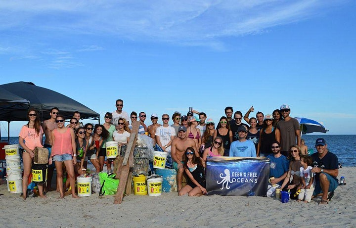 Beach Cleanup with 1 Hotel South Beach, Debris Free Oceans, &  Chromat image