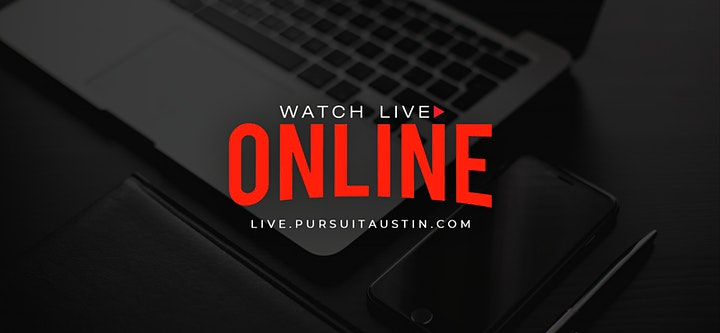 Pursuit Church Online Service image