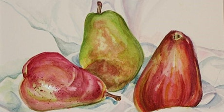 2pm-5 Introduction to Watercolor In-Person with Debbie Teeter tickets