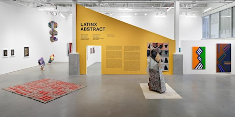 Latinx Abstract Exhibition Virtual Tour tickets
