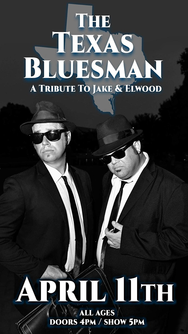 The Texas Bluesman: A Tribute To The Blues Brothers image