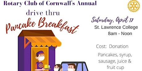 Drive Thru Pancake Breakfast tickets