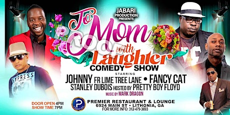 To Mom With Laughter Comedy Show tickets