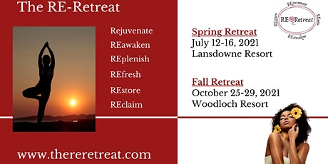 The RE-Retreat- Fall Edition tickets