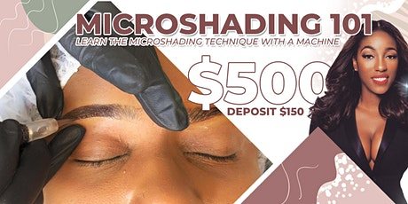 Houston TX Microshading with Device 101 | May 3 | 11 AM - 5 PM tickets