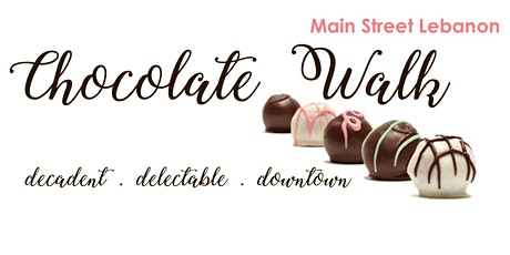 Main Street Lebanon Chocolate Walk 2021 tickets