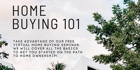 Free Virtual Home Buying Seminar tickets